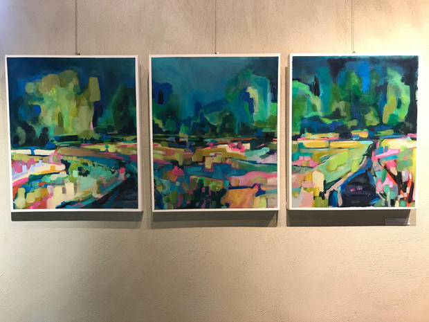 'Serenity - The Heath Triptych'