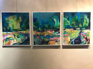'Serenity - The Heath Triptych'