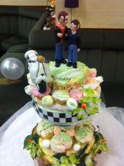 Wedding Cake Topper Prop Make