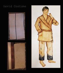 David Costume Design