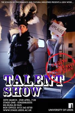 TalentShowPoster