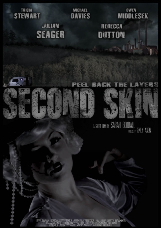 Second Skin Poster Artwork
