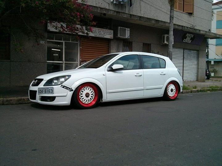 GM Vectra