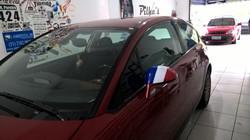 Retrovisor bandeira França