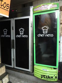 Customização Freezer