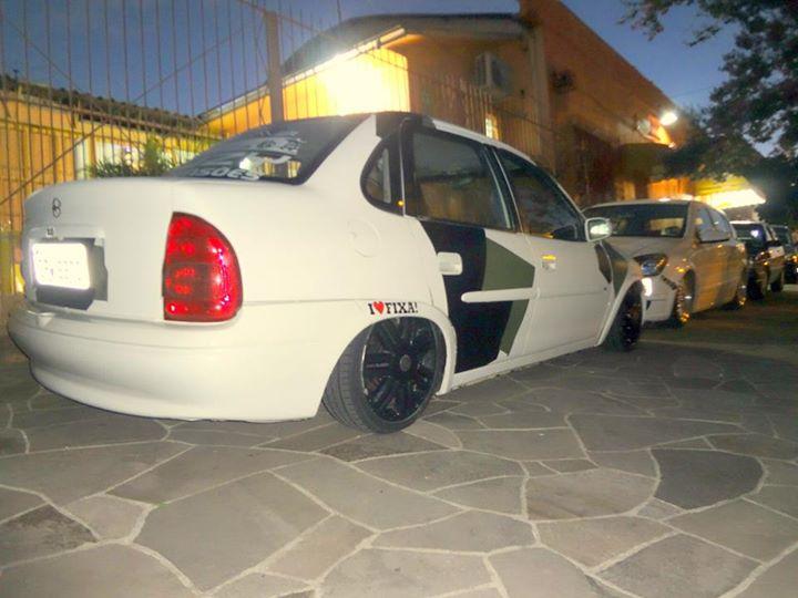 GM Corsa