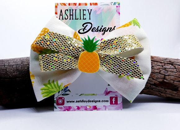 Large Pineapple Bow
