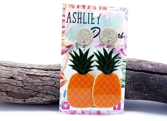 Pineapple Dangles