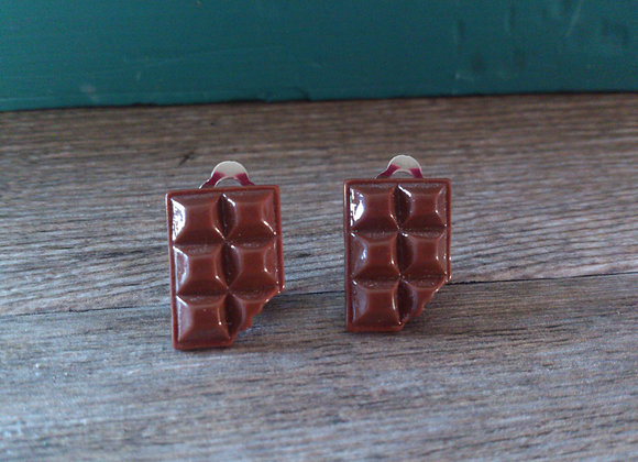 Chocolate Clip-Ons