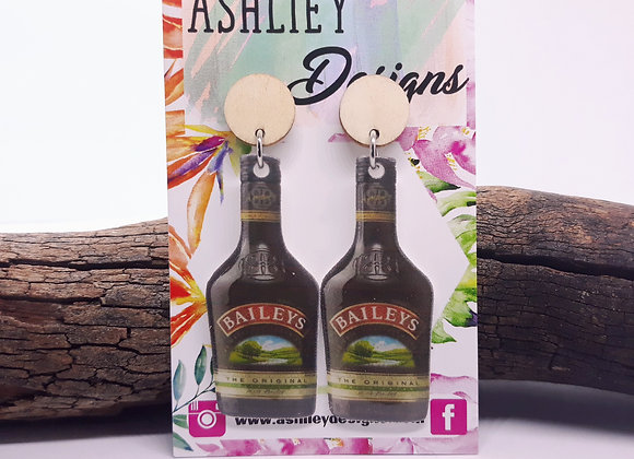 Baileys Irish Cream Dangles for Viki