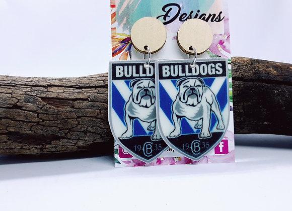 Large Bulldogs Dangles