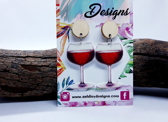 Red Wine Dangles