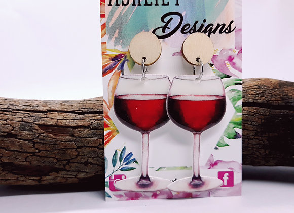 Red Wine Dangles