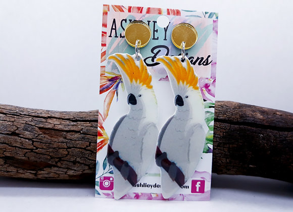 Cockatoo Dangles
