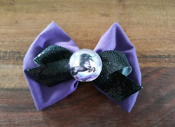 Black Unicorn Bow