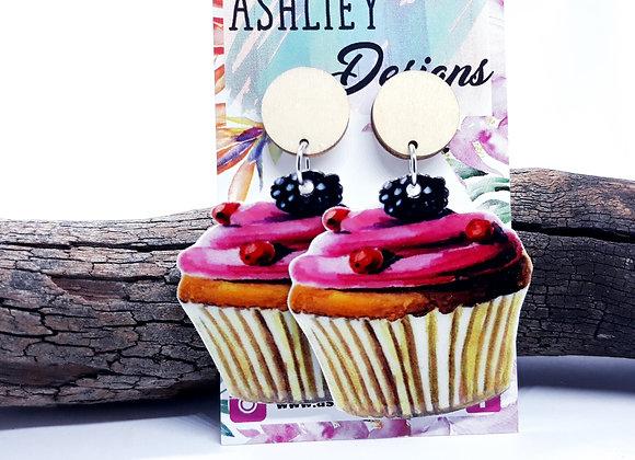 Cupcake Dangles