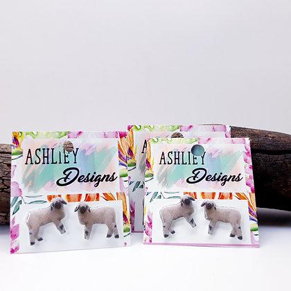 Cute Sheep For Adrienne