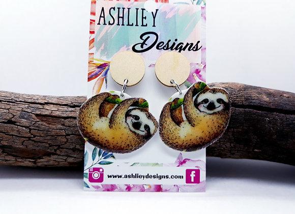Sloth Dangles