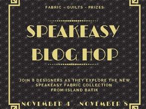 Speakeasy Blog Hop!