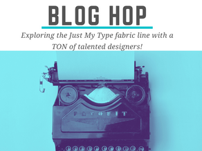 Day 4 - Just My Type Blog Hop