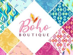 Boho Boutique with a Fun Technique!