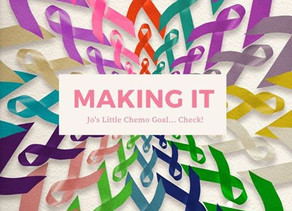 Making It! A Mini Blog Event - Week 1