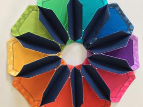 Color Wheel Bloom