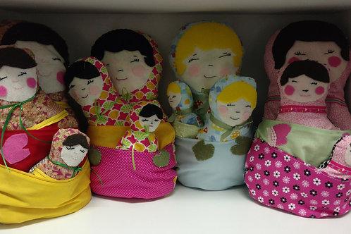 Nesting Dolls Made Local