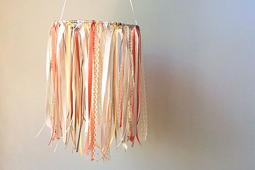 Ribbon Mobile room Decor