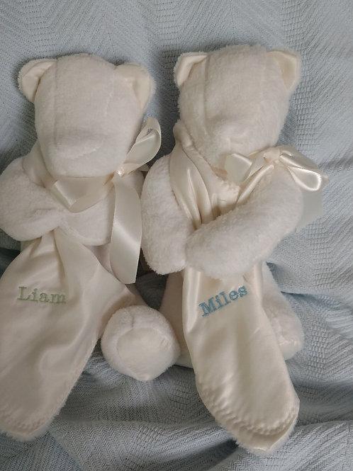 Newborn Personalized Bears