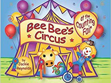 Bee Bee's Circus At The Counting Fair