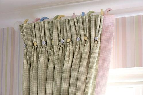 Decorative Curtain Tops