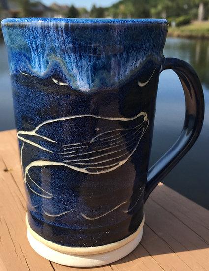 Whale Mug 2