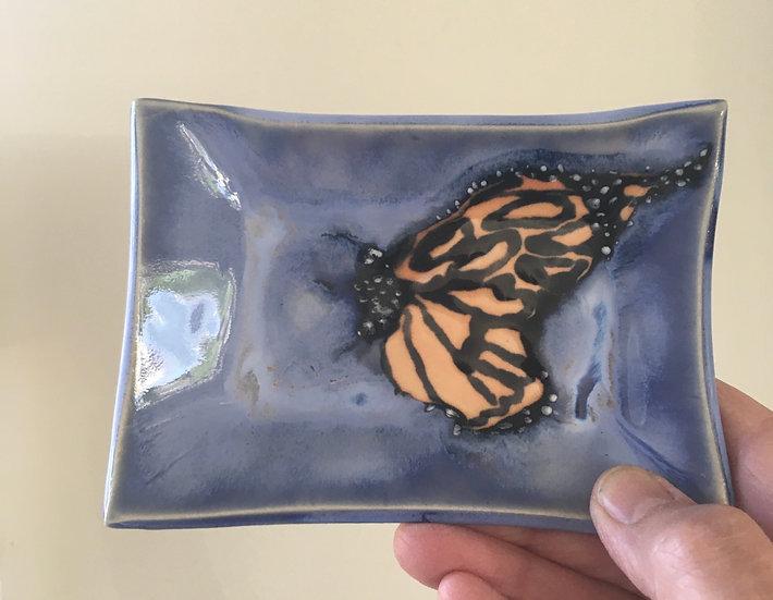 Small Monarch Trinket Dish