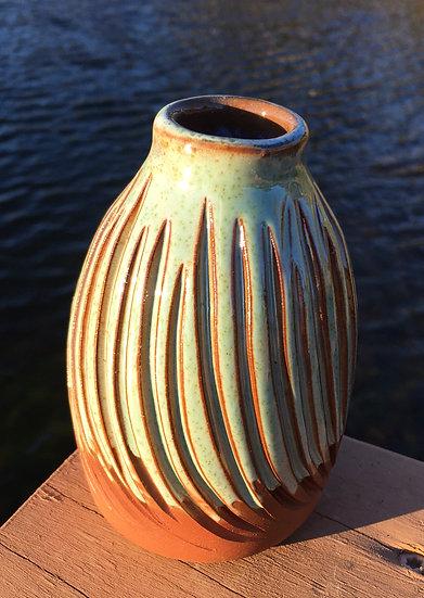 Robin's Egg Vase