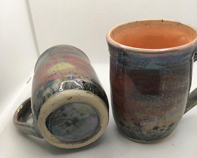 Sunset Meadow Mug