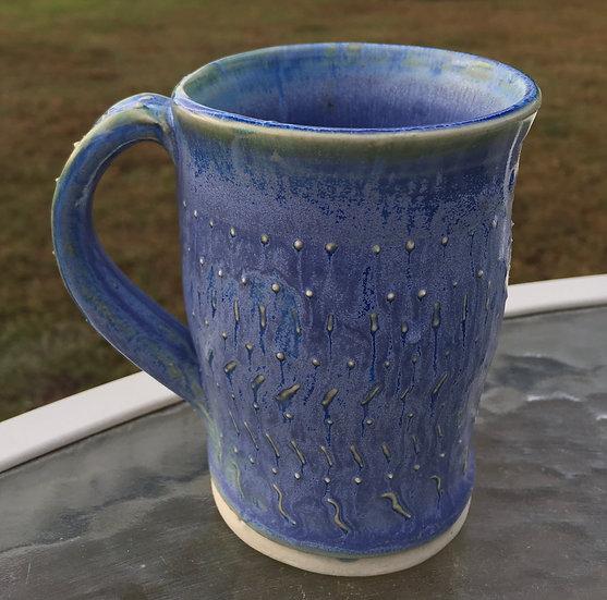 Small Lavender Blue Mug