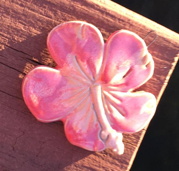 Hibiscus Ornament