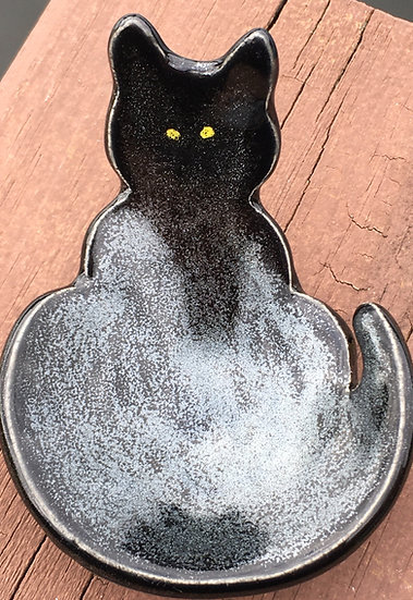 Black Cat Dishes