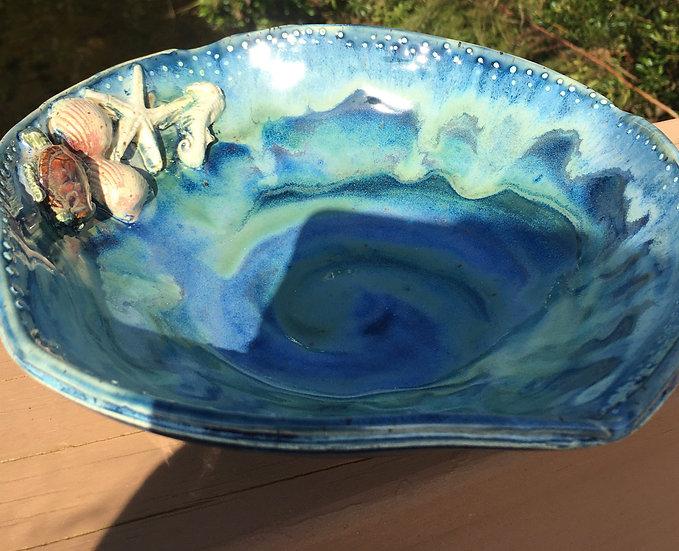 Shallow Ocean Bowl