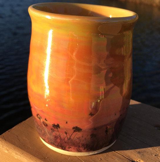 Sunrise Meadow Mug