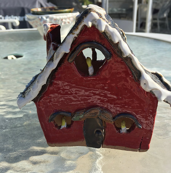 Wee Christmas House