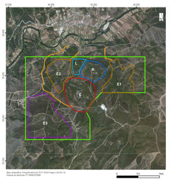 zoneamento da area da mina sobre fotografia aerea.jpg