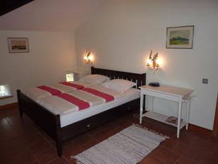 La chambre 1 du Cottage