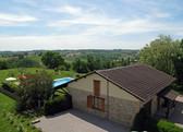 La Villa et la piscine