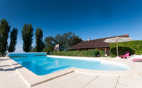 La piscine 14*7m