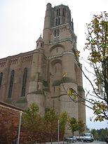 daramousque_074. Albi's St. Cécile Cathe