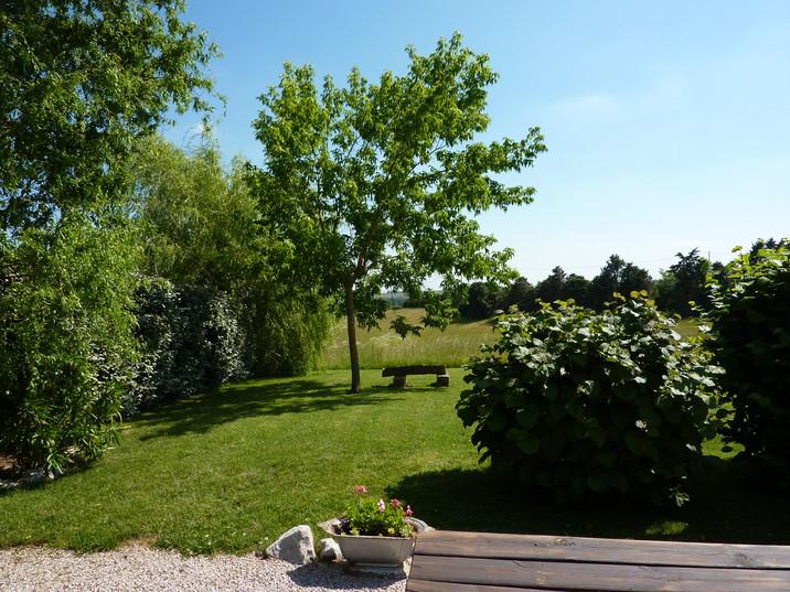Le jardin du Cottage