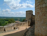 daramousque_108. Fortified walls of Puyc