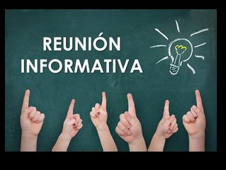 Tutoría con familias inicio curso 2019-20